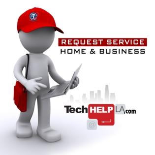 Tech Help LA - Request Tech Help