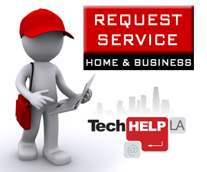 Tech Help LA - Request Tech Help