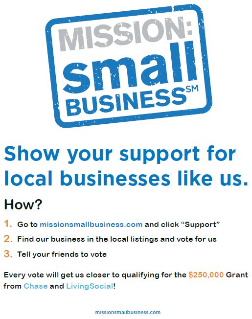 Chase - Tech Help LA - Mission Small Business
