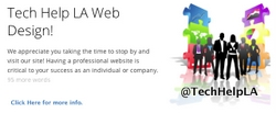 Tech Help LA - Web Design & Development