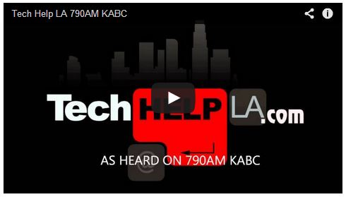 Tech Help LA 790AM KABC