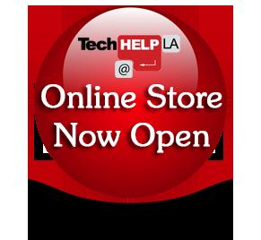 Tech Help LA Online Store