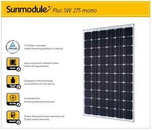 SolarWorld-SW275-Mono