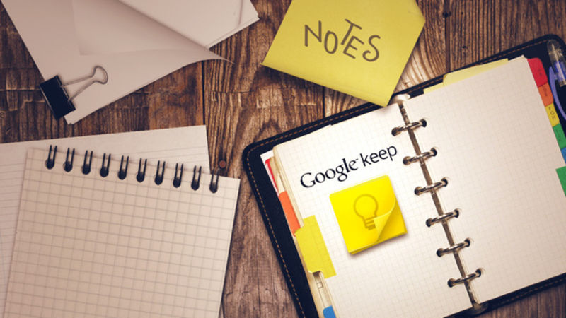 Tech Help LA Google Keep