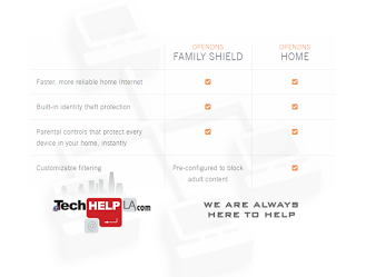 Tech Help LA - Home Internet Security OpenDNS