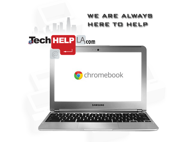 Tech Help LA - Chromebook