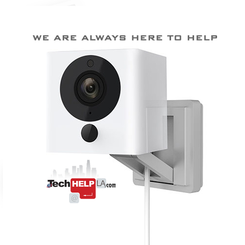 Tech Help LA - Indoor Surveillance