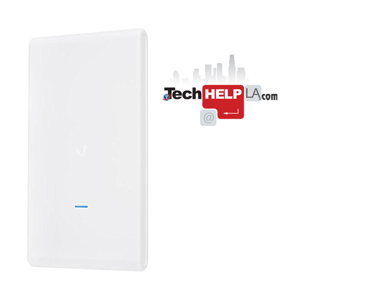 Tech Help LA Long Range WiFi Ubiquiti